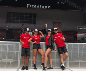 elpromotions agency firestone event staff london