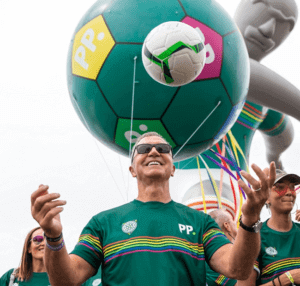 paddy power at brighton pride 2019