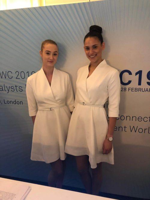 Huawei corporate hostess agency London