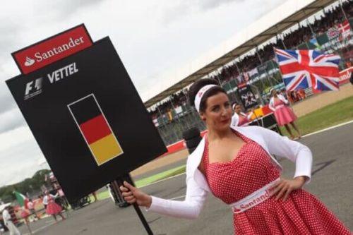 2014 British Grand Prix Grid Girls and Motorsport Hostess Agency