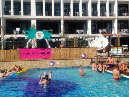 Ibiza rocks viber campaign - ibiza staffing and hostess agency