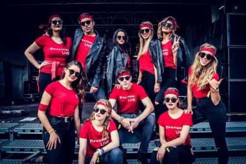 firestone london festival event staff