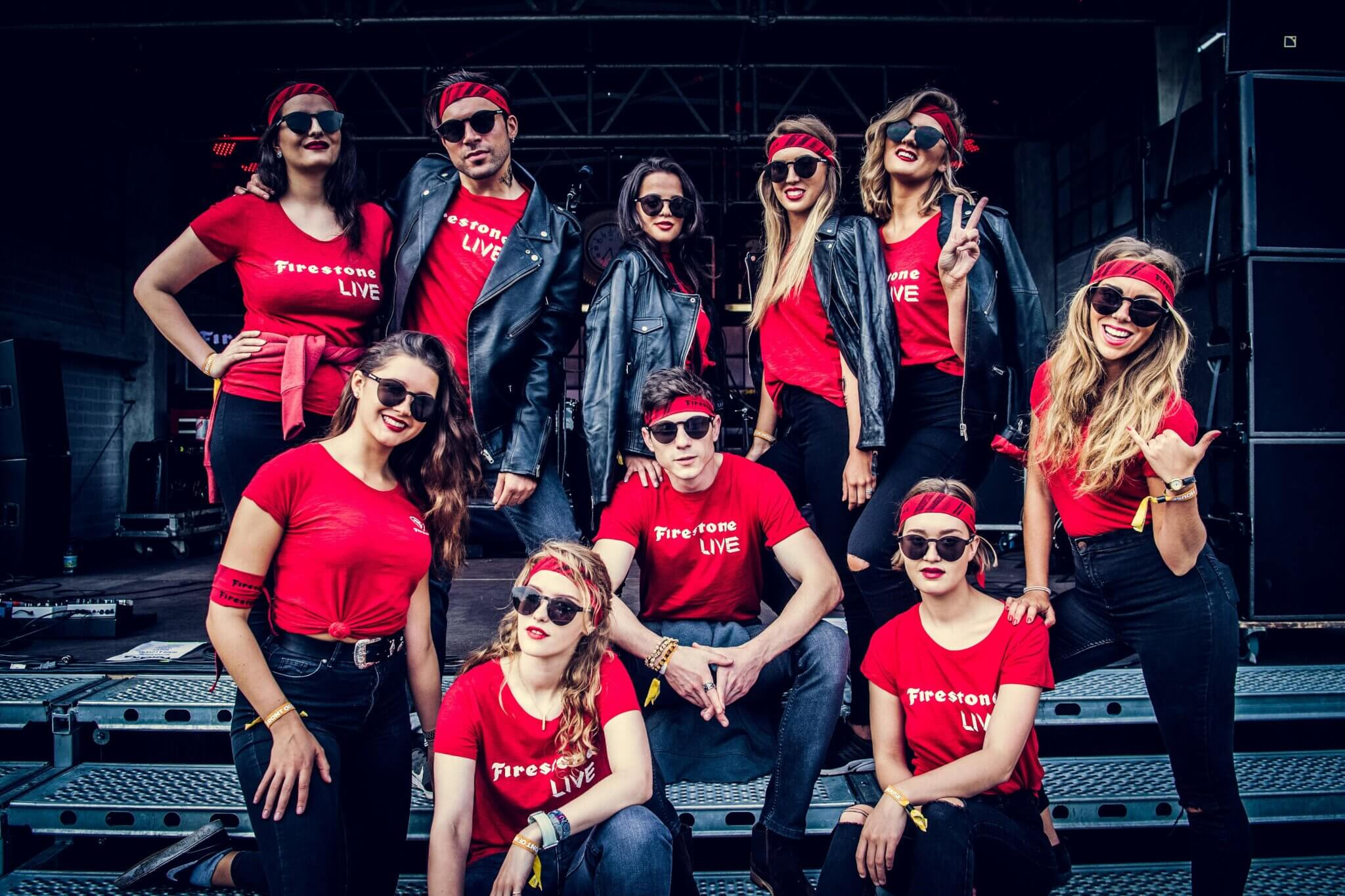 London Event Staff For Firestone