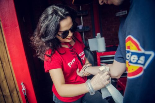 Firestone Europe staffing campaign at All Points East Festival