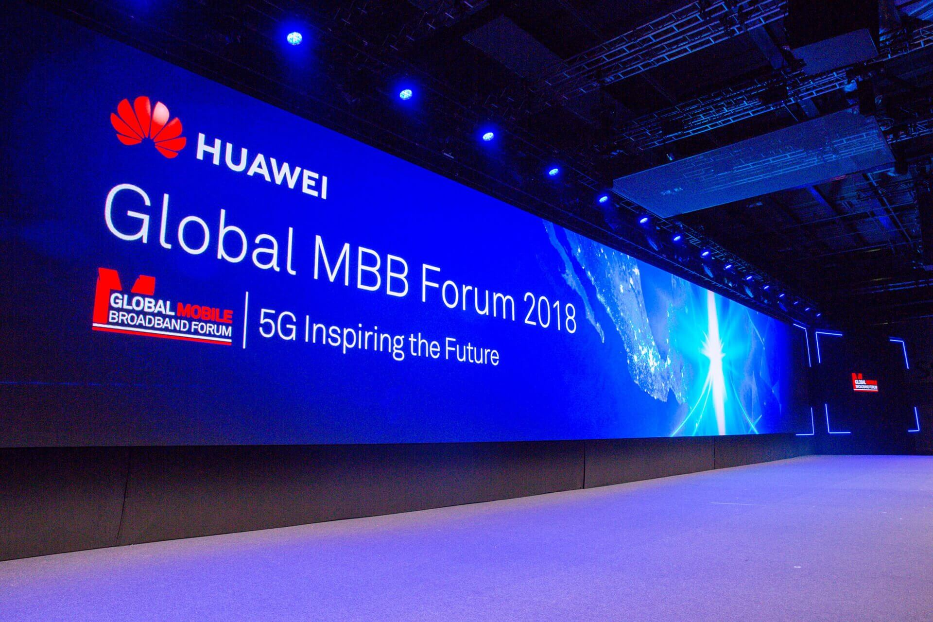 Huawei Conference London