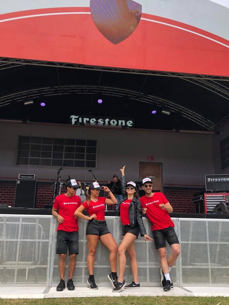 Firestone Festival Event Hostesses