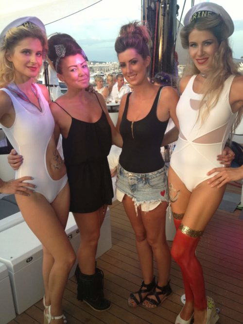Elpromotions Agency Ibiza Model & Staffing Agency dancers