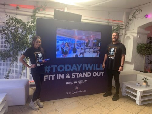 Ibiza experiential campaign staffing - Elpromotions male and female staffing