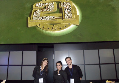 Gaming Event Hospitality Staff