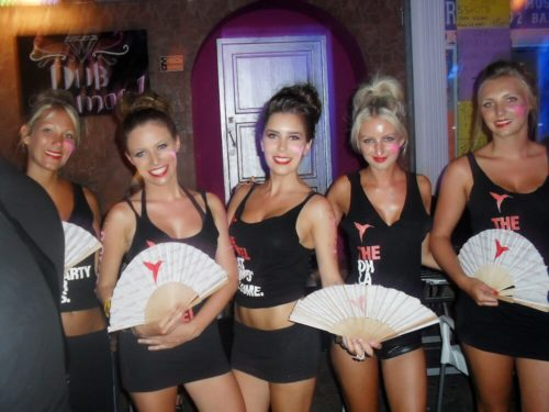 Ushuaia Ibiza Dancers and models - Elpromotions agency