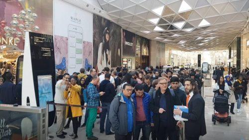 Xiaomi UK Westfield store launch