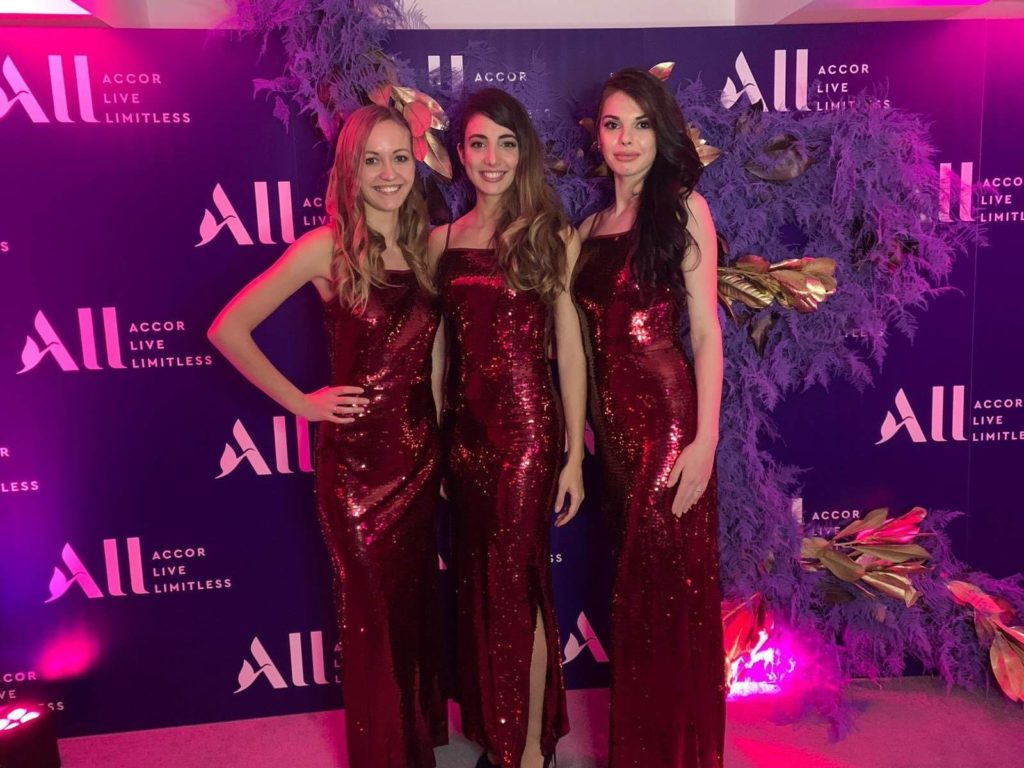event staffing agency london