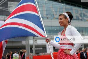 Formula 1 grid girls and motorsport staffing agency