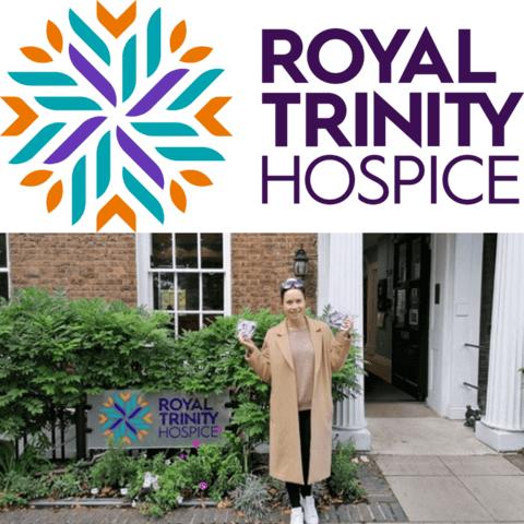 UNCU London Donates 300 Face Masks to Royal Trinity Hospice