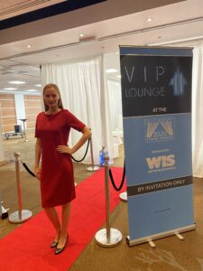 Vip Hostesses in London for corporate conference