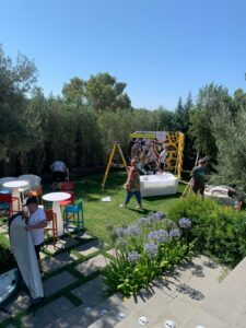 luxury private events agency in ibiza