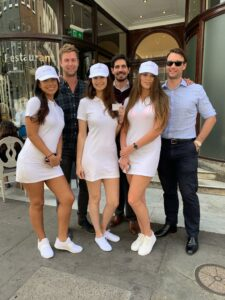 elpromotions staffing agency in London Wimbledon
