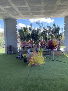 ibiza flower hire and event decoration agency