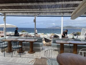 private event staffing at experimental beach club ibiza