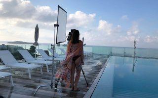 female model in Ibiza - Elpromotions Agency