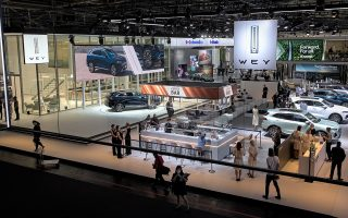 Munich Motor Show Staff Uniforms in london for promotional and event staff