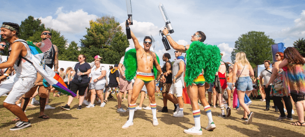 Proud To Support Pride With Paddy Power